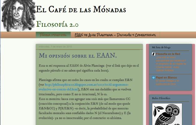 El Café de las Mónadas